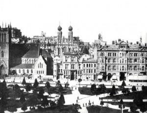 Union Square 1875