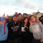 Berkeley students