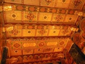 111 Sutter ceiling